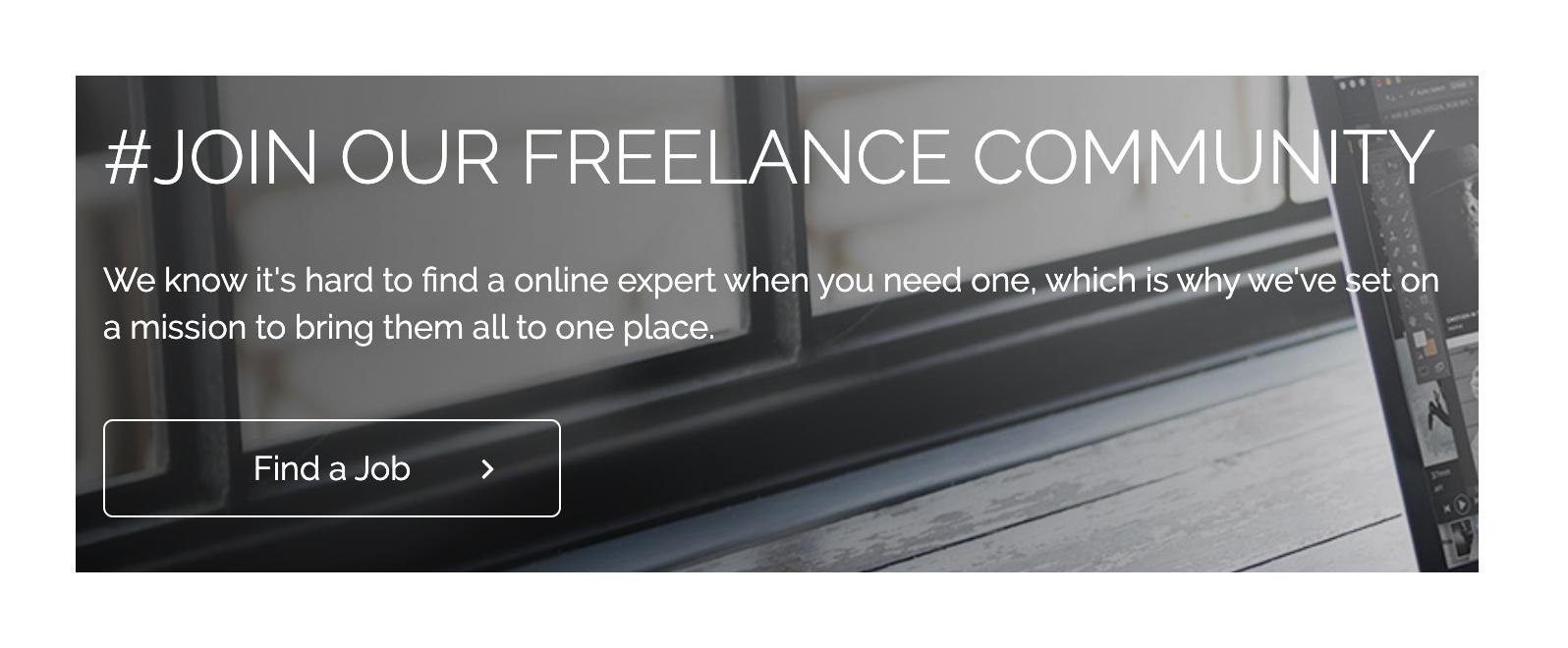 Building and Customizing WPFreelance Theme - Customize banner