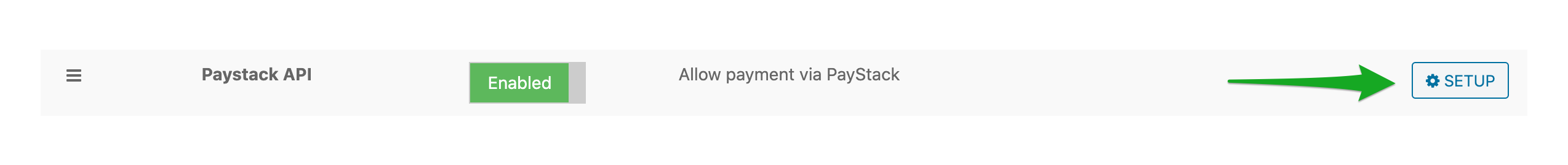 Set up Paystack Payment in WPFreelance Theme - Paystack setup